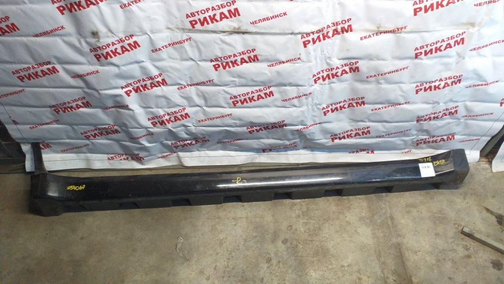 Накладка порога Great Wall Hover H5 GW4D20 2012 правая