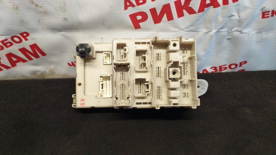 Блок предохранителей Toyota Rav4 ACA23R 2AZ-FE 2005