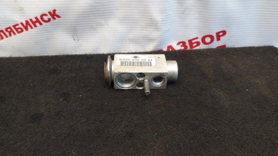 Клапан печки Mercedes-Benz A-Class W169
