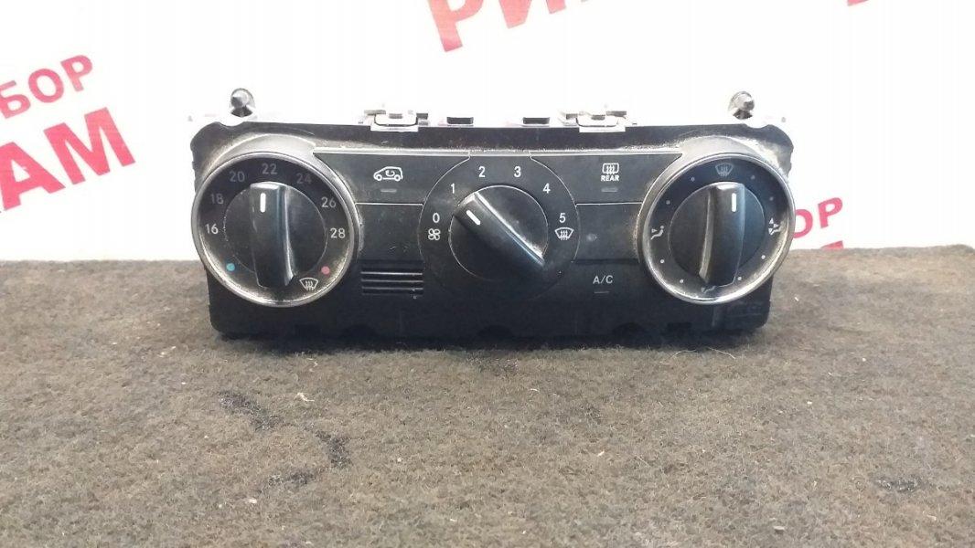 Блок климат-контроля Mercedes-Benz A-Класс W169