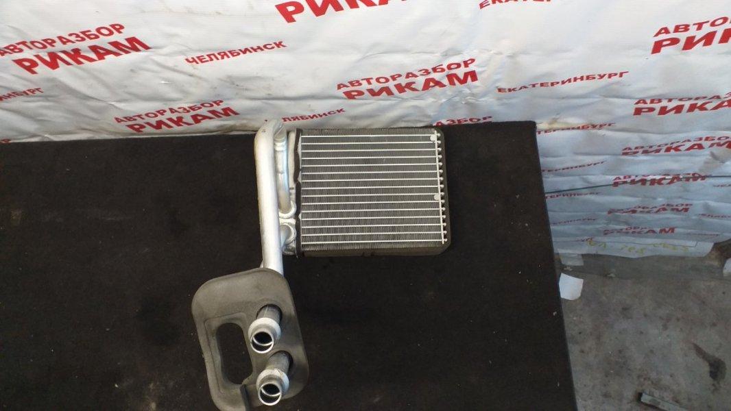 Радиатор печки Mercedes-Benz A-Class W169