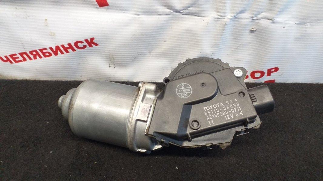 Моторчик дворника Toyota Camry ACV40 2AZ-FE 2008