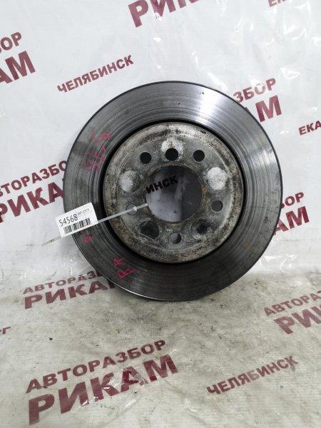 Диск тормозной Bmw 5-Series E60 M54B25 2004 задний