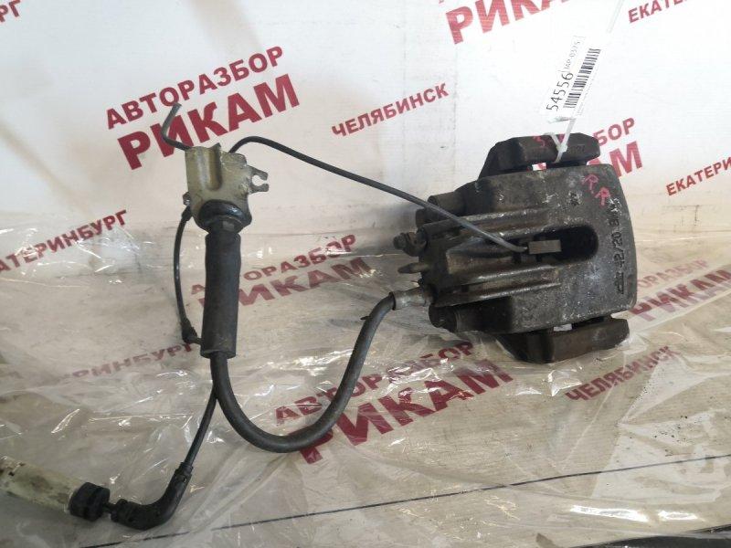 Суппорт тормозной Bmw 5-Series E60 M54B25 2004 задний правый