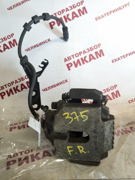 Суппорт тормозной Bmw 5-Series E60 M54B25 2004 передний правый