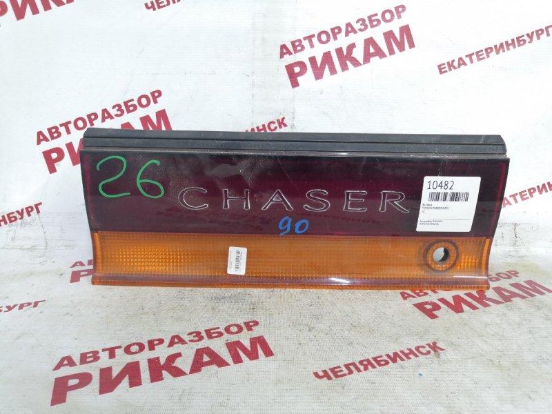 Вставка Toyota Chaser GX90