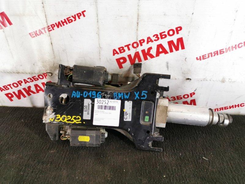 Рулевая колонка Bmw X5 E53 M54B30 2002