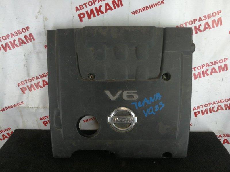 Декоративная крышка двс Nissan VQ23DE