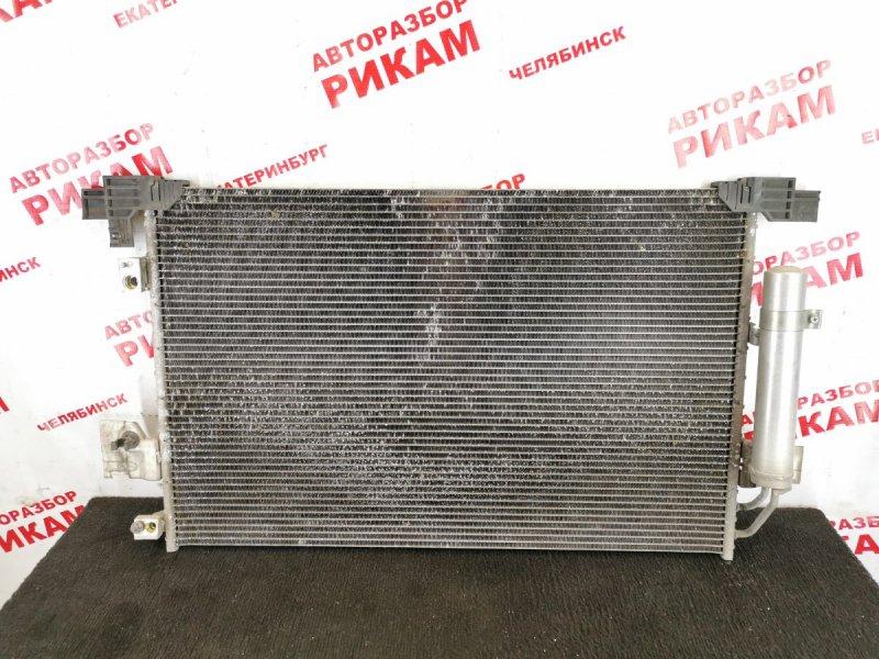 Радиатор кондиционера Mitsubishi Lancer CY4A 4B11 2007