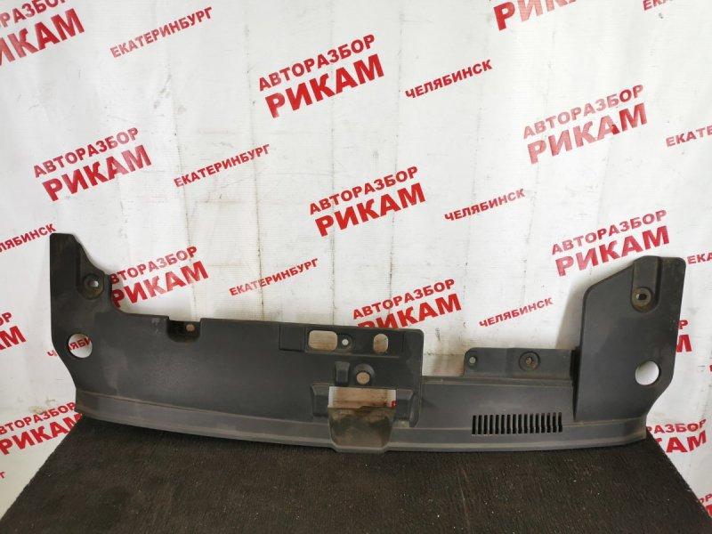 Накладка на телевизор Mitsubishi Lancer CY4A 4B11 2007 верхняя