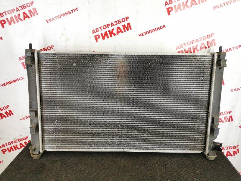 Радиатор охлаждения Mitsubishi Lancer CY4A 4B11 2007