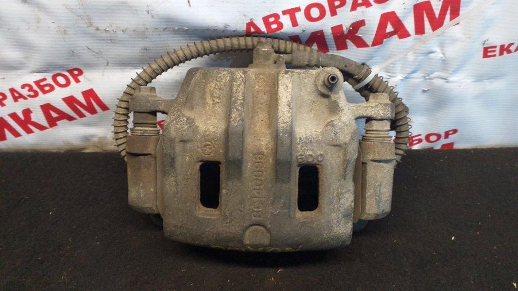 Суппорт тормозной Ssangyong Rexton Y200 передний левый