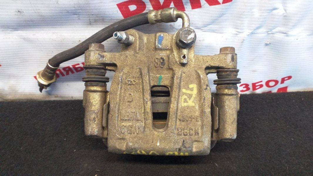 Суппорт тормозной Chery M11 DB SQR481FC 2012 задний левый