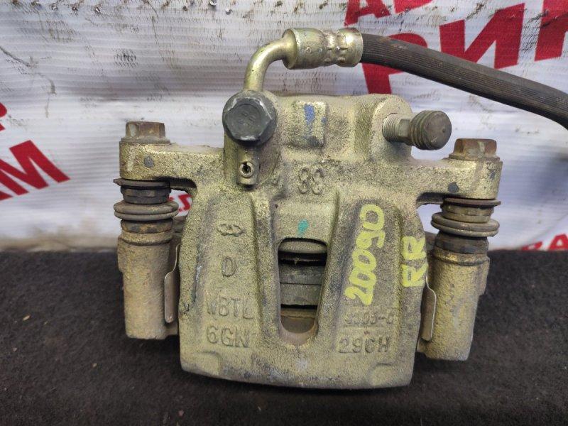 Суппорт тормозной Chery M11 DB SQR481FC 2012 задний правый