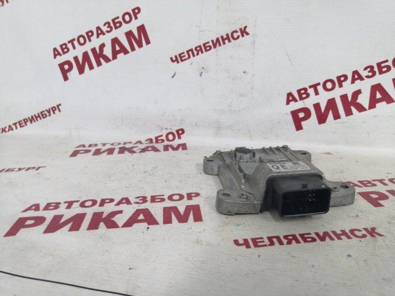Блок управления Nissan Note E12 HR12DE
