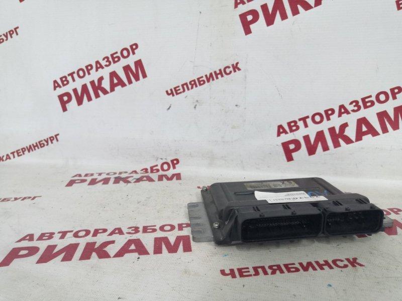 Блок управления Nissan Almera N16 QG18DE 2002