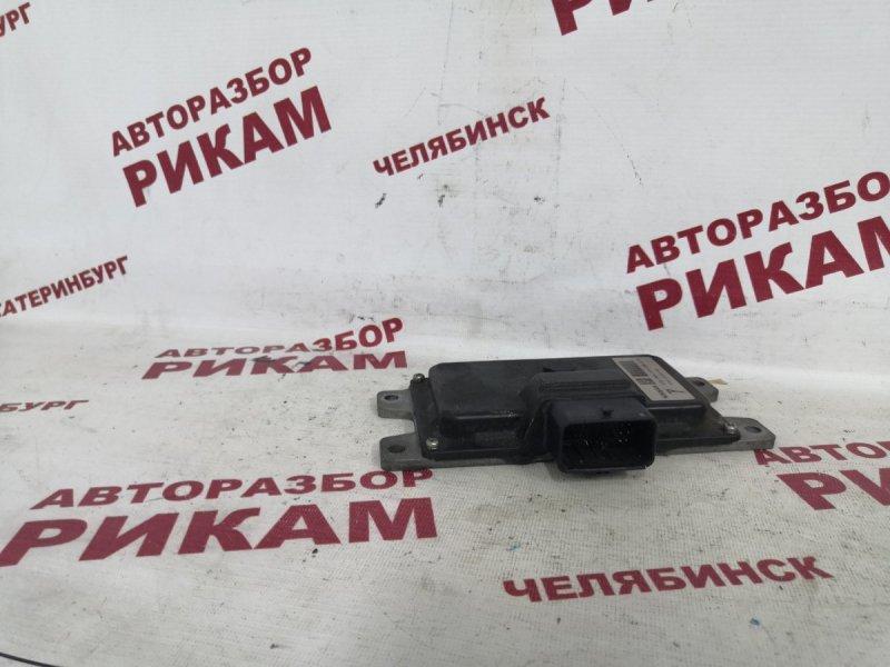 Блок управления Nissan Lafesta MR20