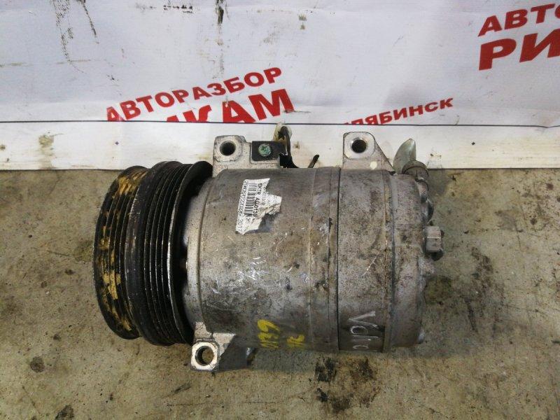 Компрессор кондиционера Volvo V50 MW38 B5244S4 2009