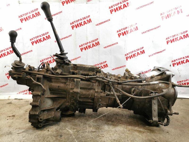 Механическая кпп Suzuki Escudo TA01W G16A