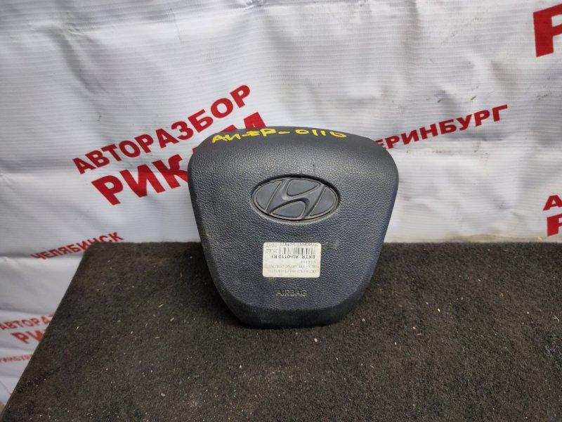 Подушка безопасности Hyundai I20 G4FC 2010