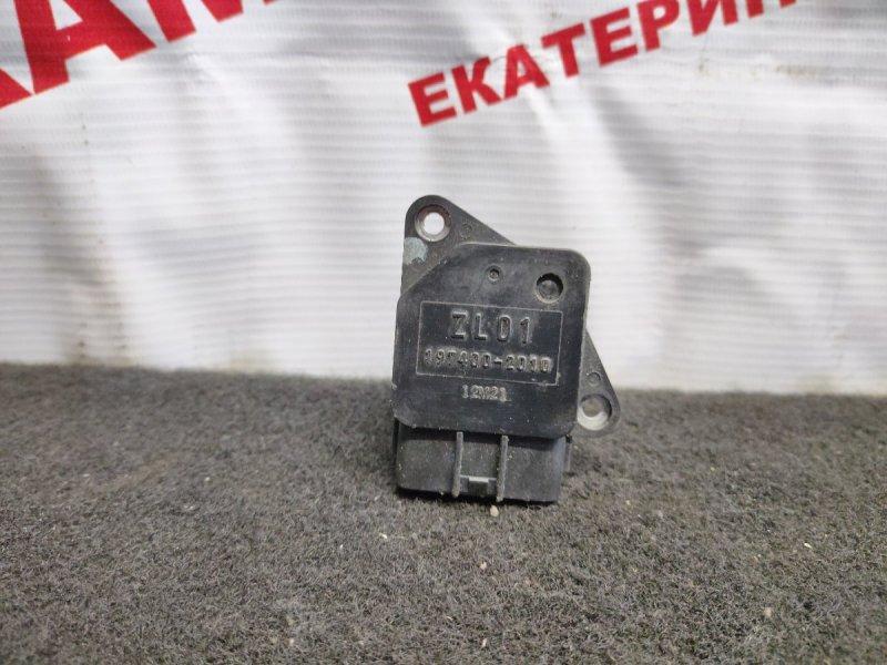Датчик расхода воздуха Mazda Demio DE3FS