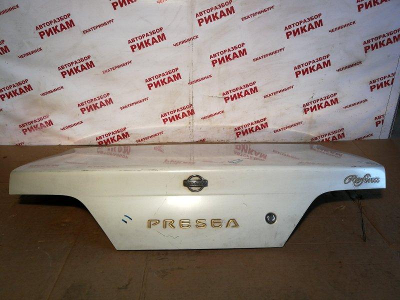 Крышка багажника Nissan Presea R11