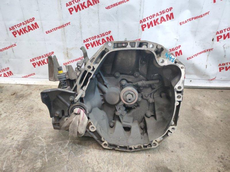 Механическая кпп Renault Kangoo KC K9KW71 2008