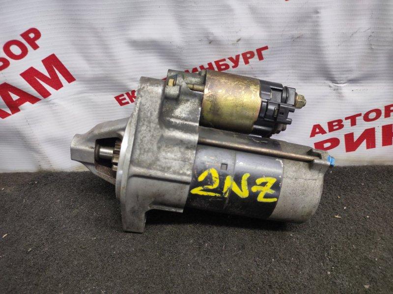 Стартер Toyota Bb NCP30 2NZ-FE