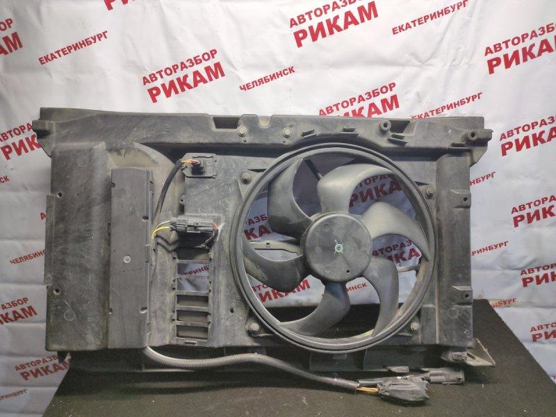 Передняя панель кузова Peugeot 307