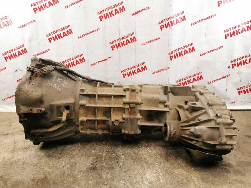 Механическая кпп Toyota Hiace KZH116 1KZ-TE