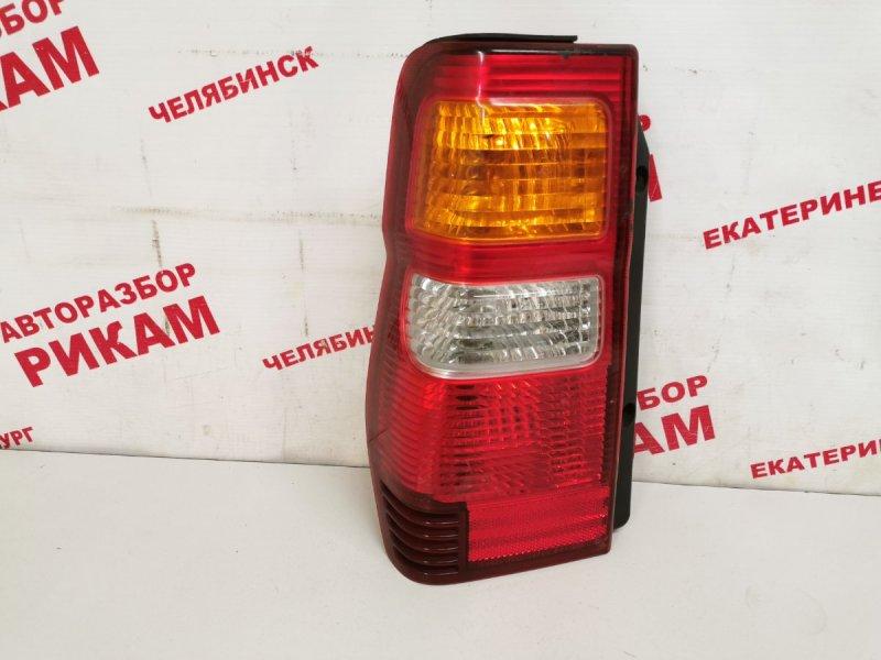 Стоп-сигнал Mitsubishi Pajero Mini H58A задний левый