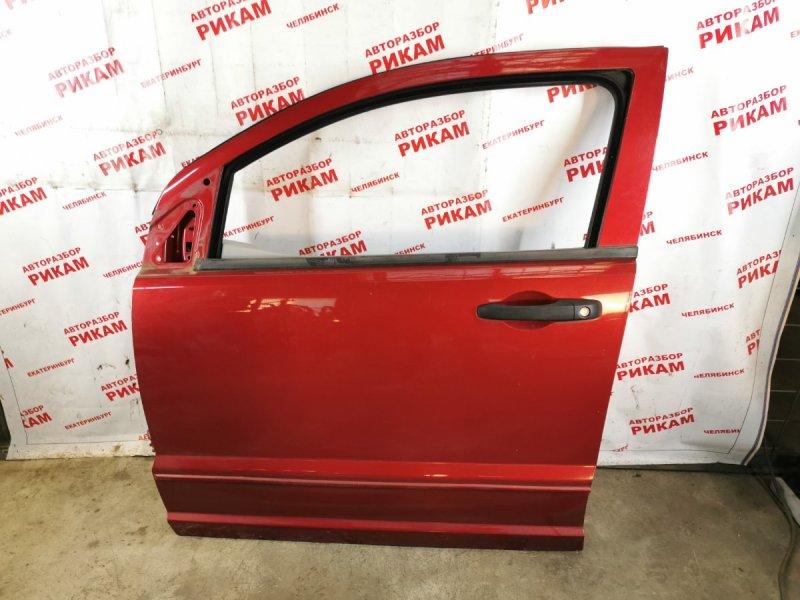 Дверь Dodge Caliber PM ECD 2007 передняя левая