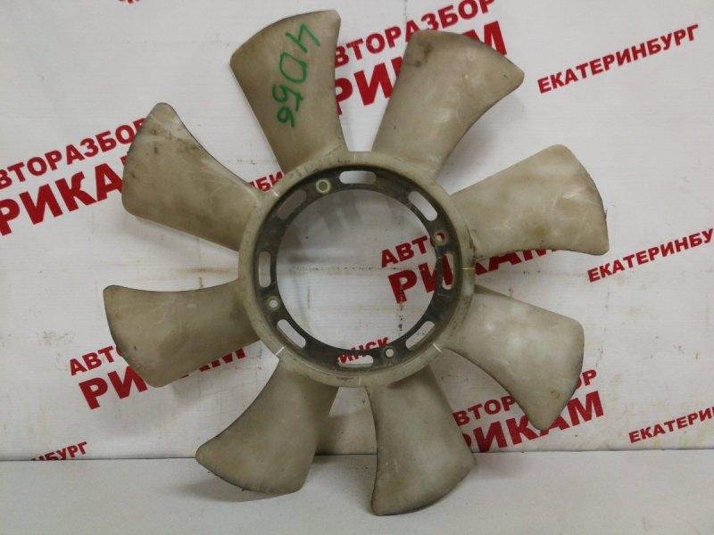 Вентилятор радиатора Mitsubishi Delica P25W 4D56