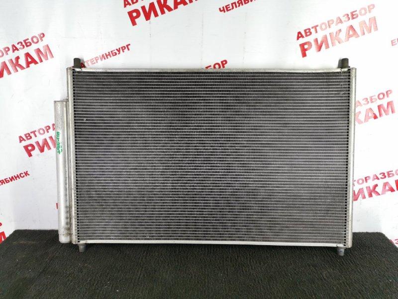 Радиатор кондиционера Toyota Auris ZRE152 2ZR-FE 2010
