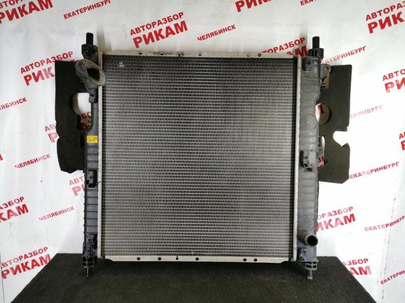 Радиатор охлаждения Ssangyong Actyon Sport QJ 671960 2013