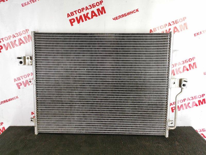 Радиатор кондиционера Ssangyong Actyon Sports QJ D20DTR 2013