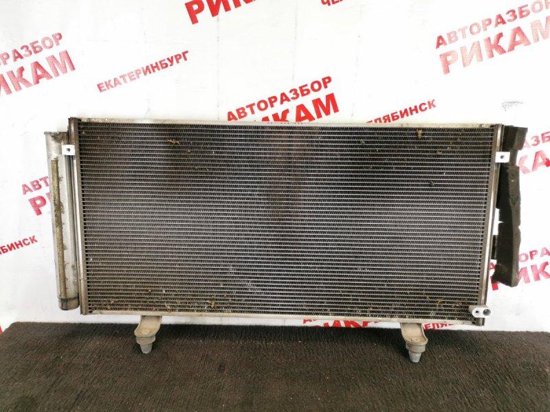 Радиатор кондиционера Subaru Legacy BR9 EJ253 2011