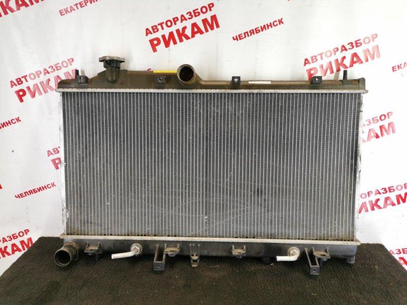 Радиатор охлаждения Subaru Legacy BR9 EJ253 2011