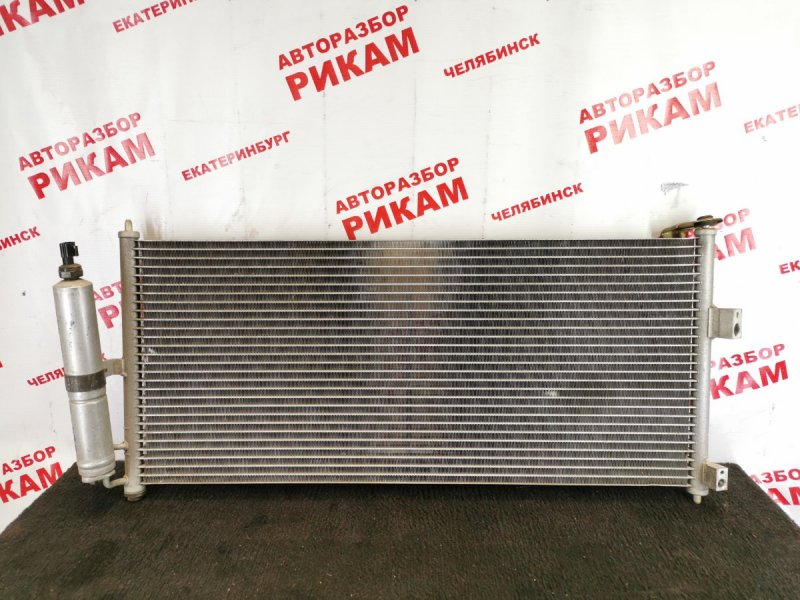 Радиатор кондиционера Nissan Almera N16 QG18DE 2004