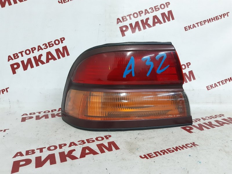 Стоп-сигнал Nissan Cefiro A32 задний левый