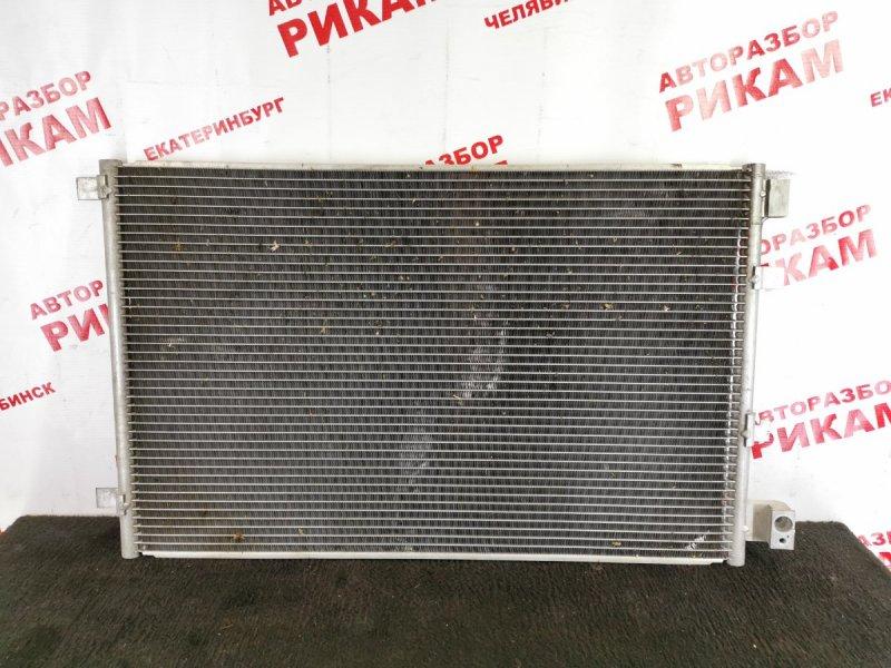 Радиатор кондиционера Nissan Qashqai J10 MR20DE 2013