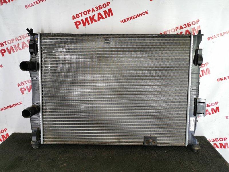 Радиатор охлаждения Nissan Qashqai J10 MR20DE 2013