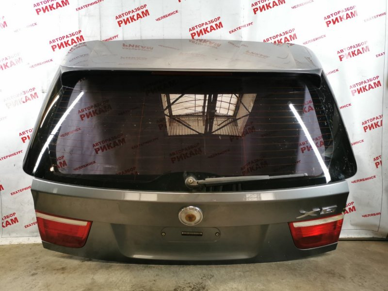 Дверь багажника Bmw X5 E70 M57D30 2007