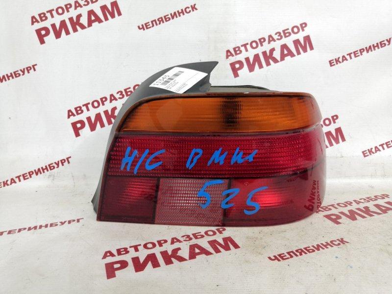 Стоп-сигнал Bmw 520I E39 задний правый