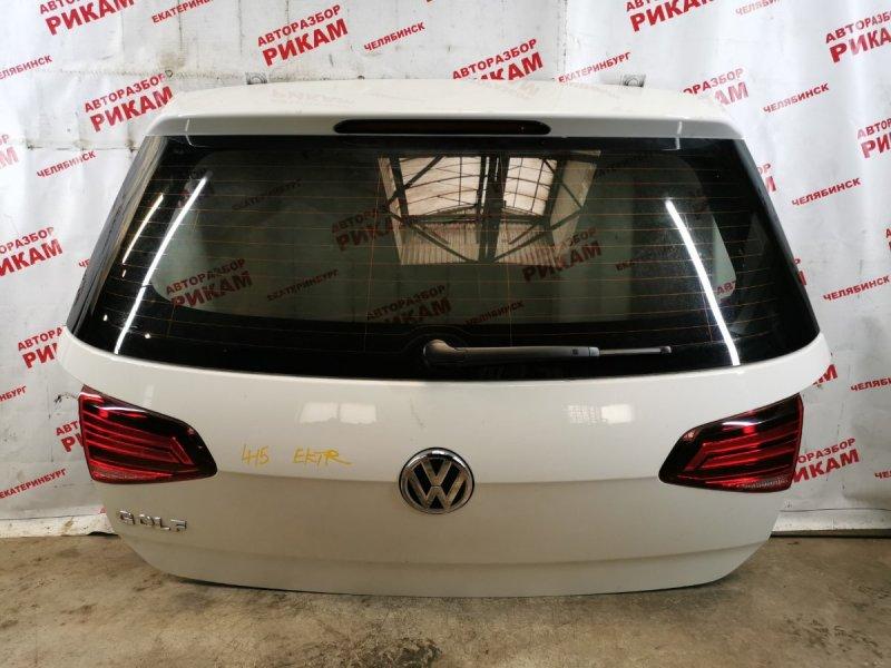 Дверь багажника Volkswagen Golf Vii 5G1 CZD 2018