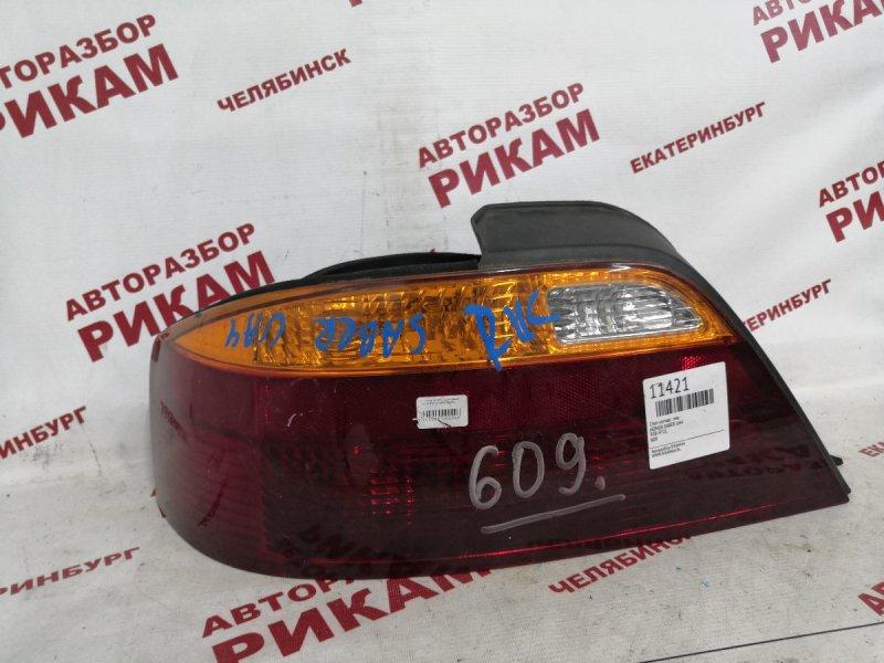 Стоп-сигнал Honda Saber UA4 задний левый