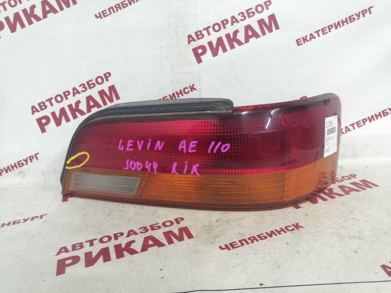 Стоп-сигнал Toyota Corolla Levin AE111 задний правый
