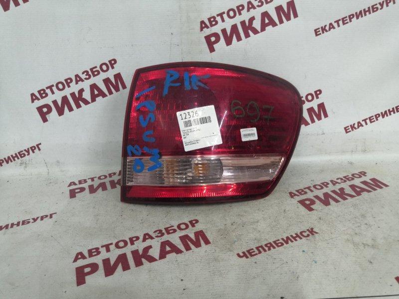 Стоп-сигнал Toyota Ipsum ACM21 задний правый