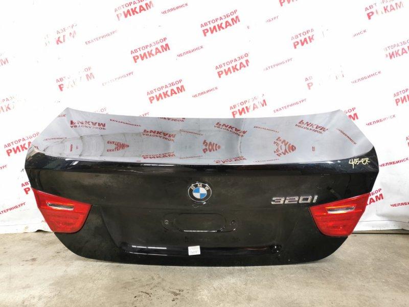 Крышка багажника Bmw 320I E90 N46B20B 2009