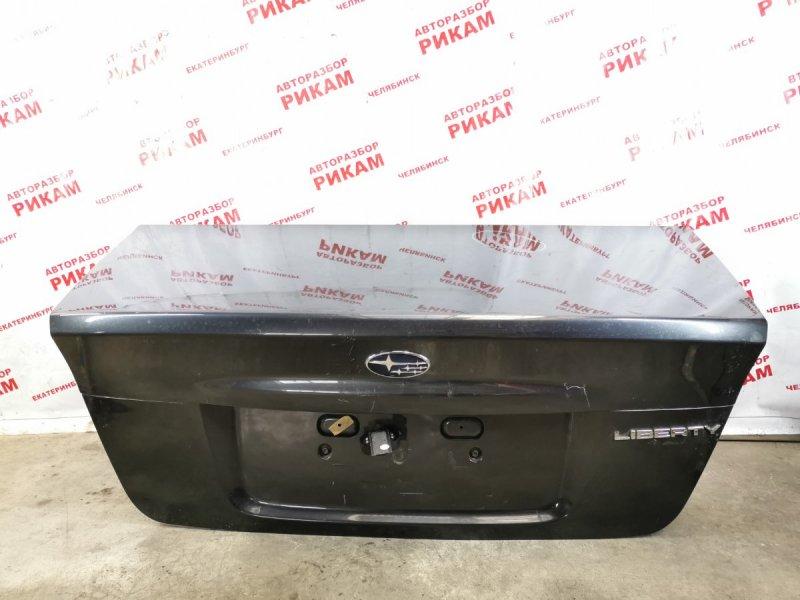 Крышка багажника Subaru Legacy BL9 EJ253 2008